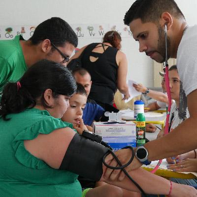 CSM provides treatment after Maria