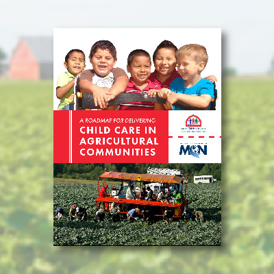 Cover of Roadmap for Delivering Child Care in Agricultural Communities