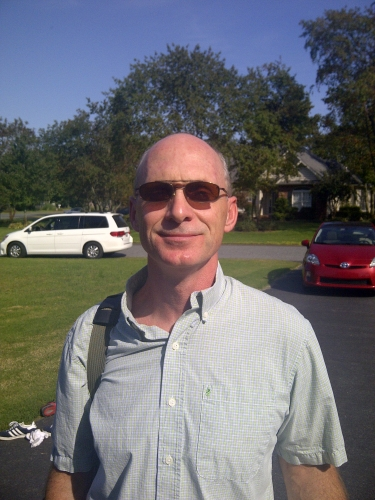 Professor of Sociology at Salisbury University