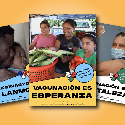"""Vaccination Is…"": A Customizable COVID-19 Vaccine Communications Campaign"