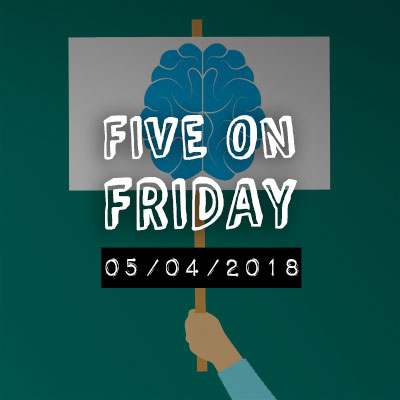 MCN Five on Friday Mental Health Awareness Month