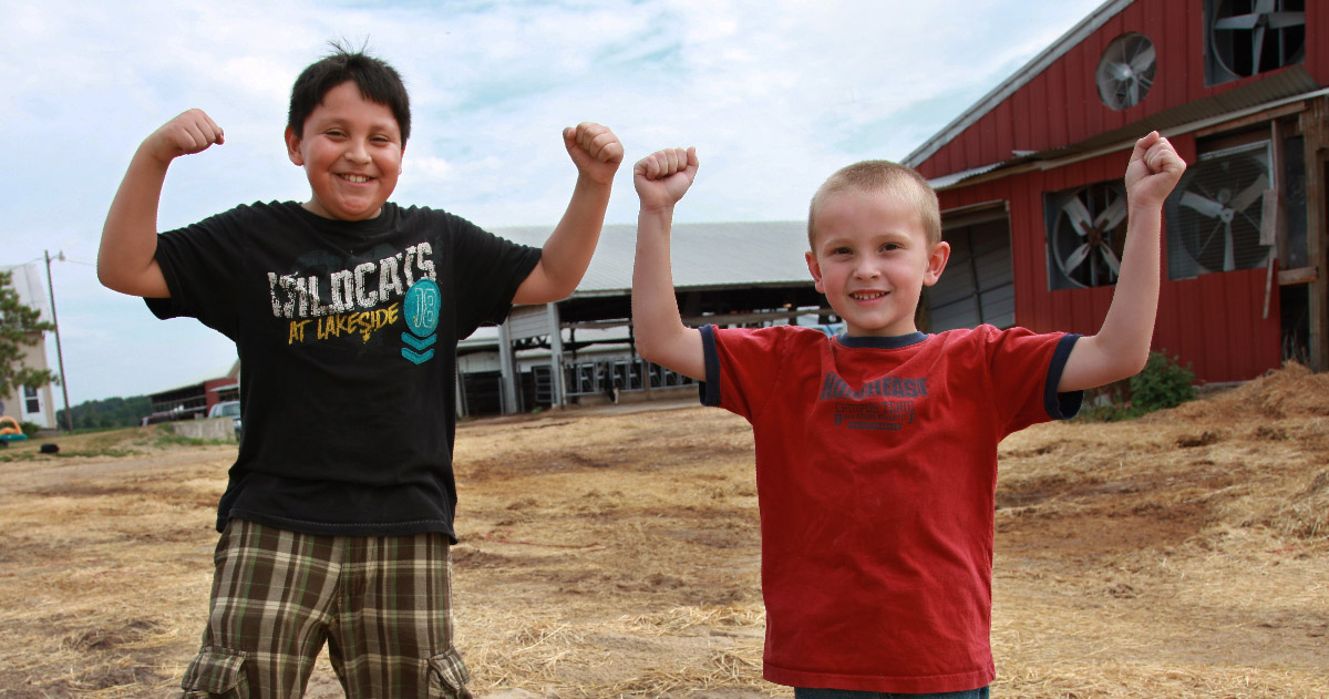 study examines obesity in children of ag workers
