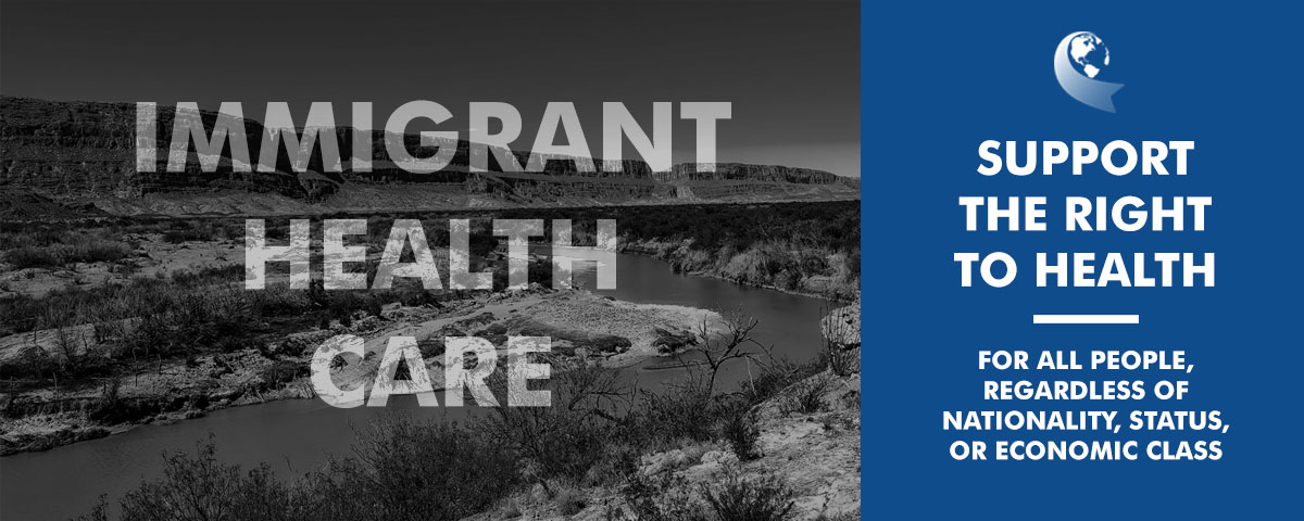 Position Statement - Immigrant Health Care