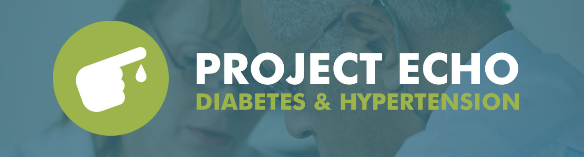 project echo diabetes and hypertension