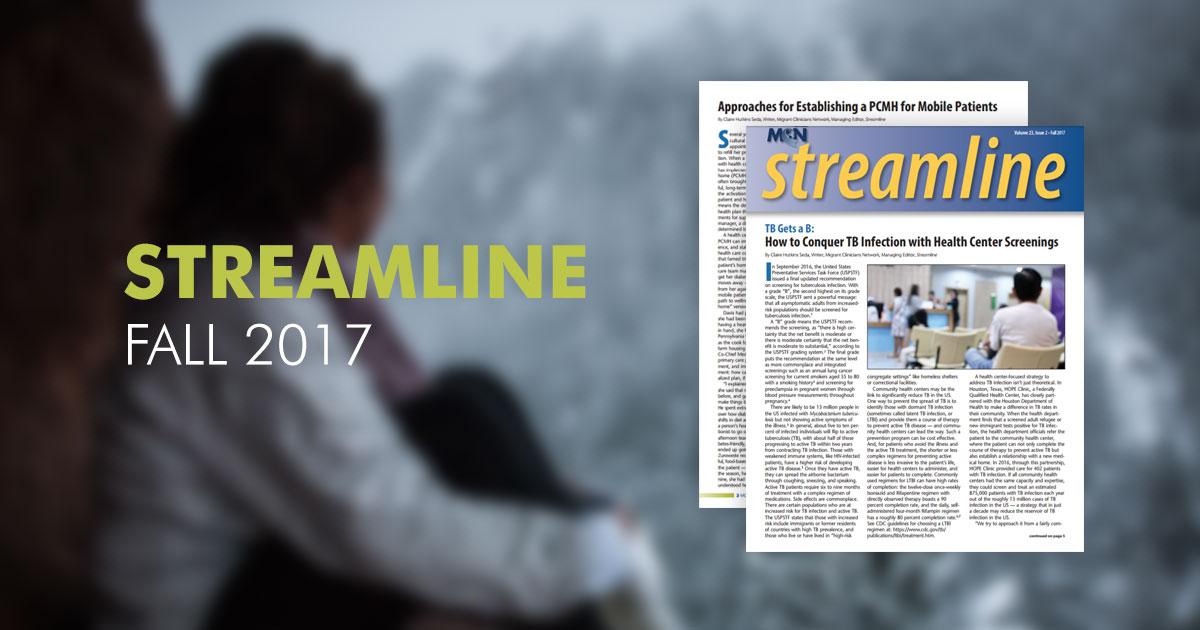 Streamline Fall 2017