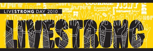 LOGO: LIVESTRONG Day 2010