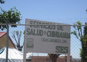 PHOTO: Servicios de Salud de Chihuahua
