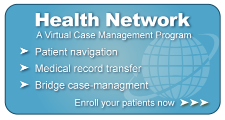 ICON: Health Network A virtual case management program