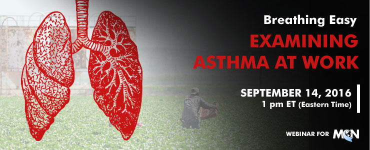 MCN Webinar Examining Asthma at Work